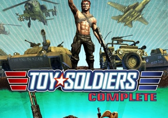 Toy Soldiers - Complete