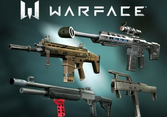 Warface - Collector's Starter Pack EU (Xbox One)