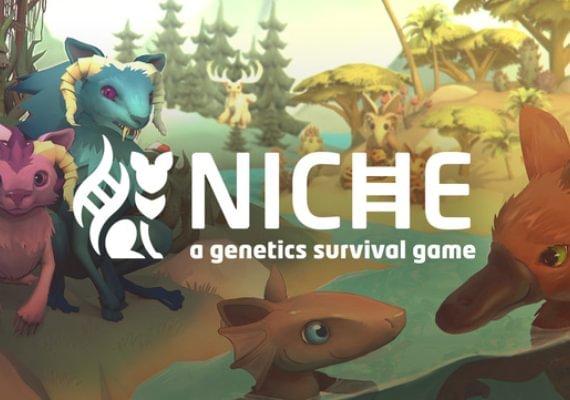 Niche: A Genetics Survival Game