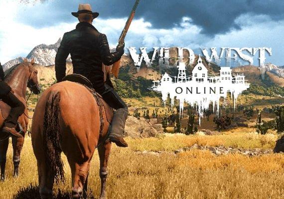 Wild West Online Website