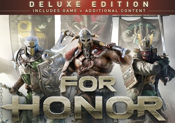 For Honor - Deluxe Edition EMEA