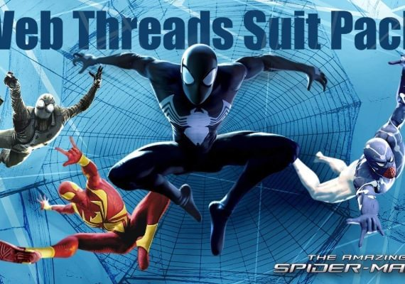 The Amazing Spider-Man 2: Web Threads Suit