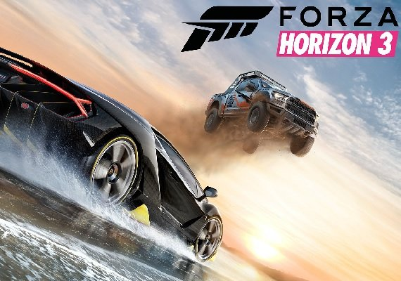 Forza Horizon 3 PC/Xbox One