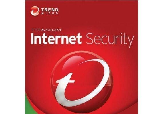 Trend Micro Internet Security 2017/2018 1 Year 3 Dev