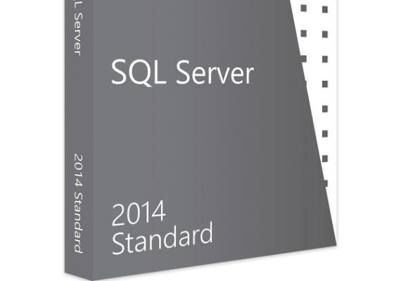 SQL Server 2014 - Standard Edition