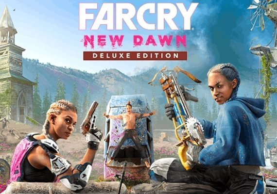 Far Cry: New Dawn - Deluxe Edition EU