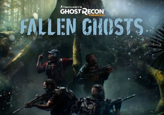 Tom Clancy's Ghost Recon: Wildlands - Fallen Ghosts