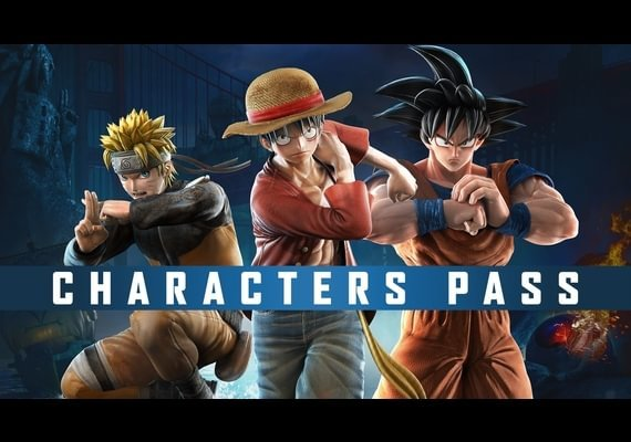 Jump Force - Characters Pass US