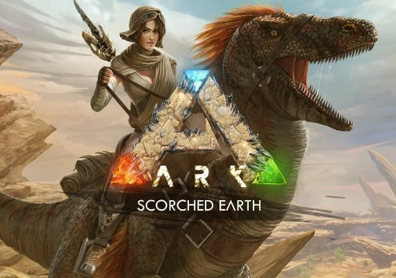 ARK: Scorched Earth US