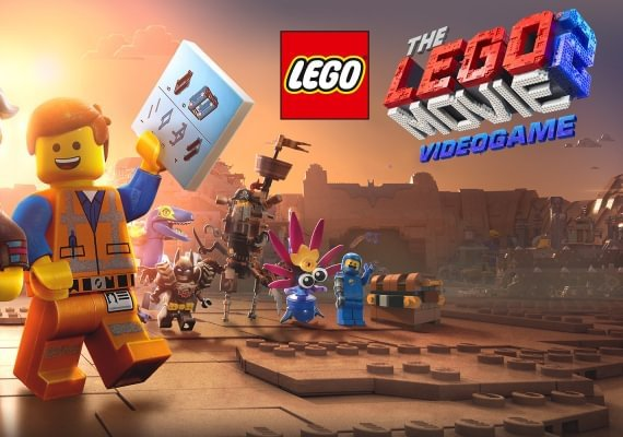The LEGO Movie 2 Videogame US