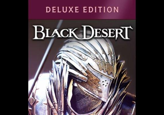 Black Desert - Deluxe Edition US