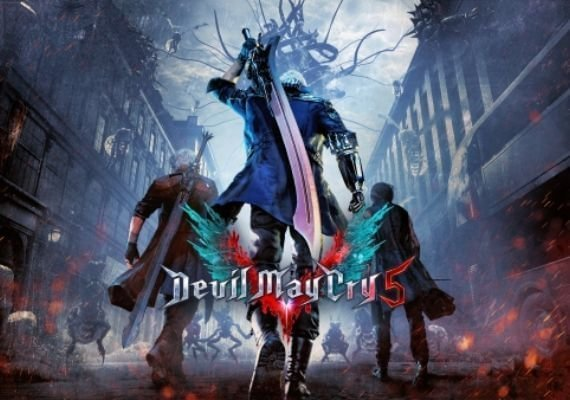 Devil May Cry 5 US (Xbox One)