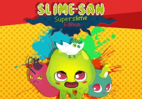 Slime-san - Superslime Edition