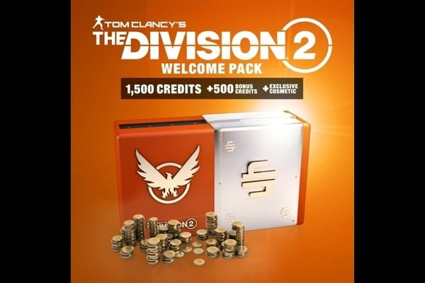 Tom Clancy's The Division 2 – Welcome Pack (2000 Premium Credits + Emote) US (Xbox One)