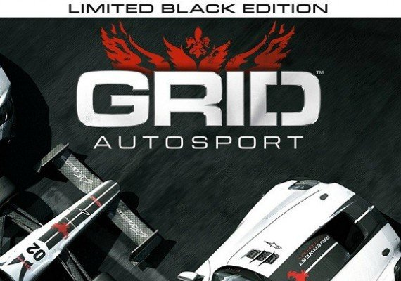 GRID: Autosport - Black Edition