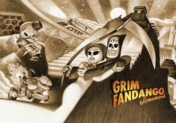 Grim Fandango - Remastered