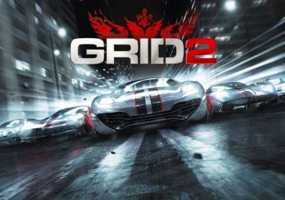 GRID 2 + 2 Track Pack DLC