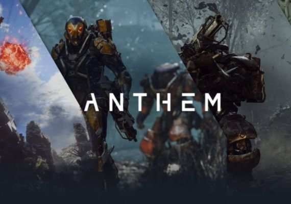 Anthem: Armor and Weapon Pack