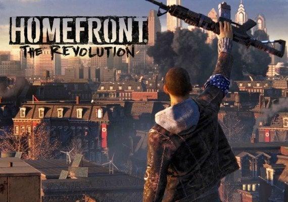 Homefront: The Revolution EU