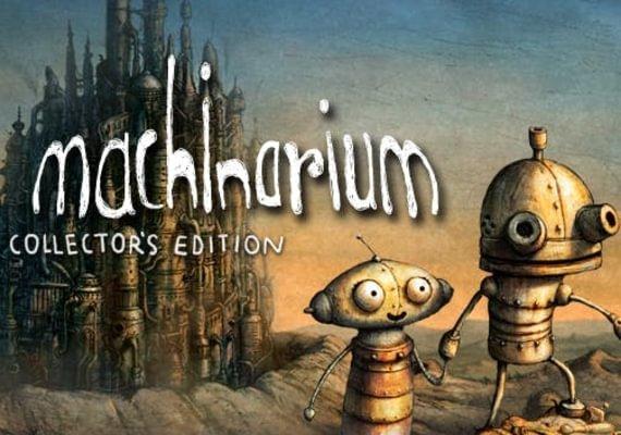 Machinarium - Collector's Edition