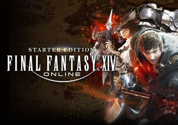 Final Fantasy XIV - Starter Edition US