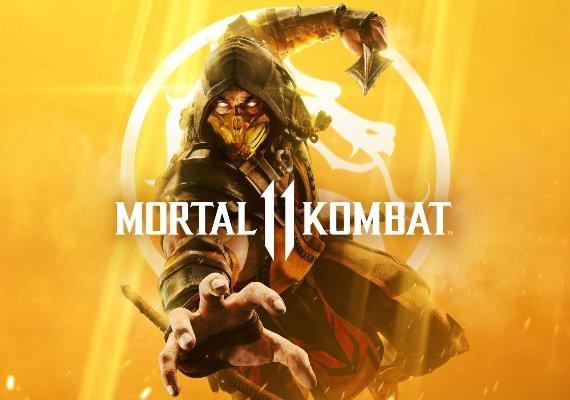 Buy Mortal Kombat 11 PRE-ORDER Steam CD Key