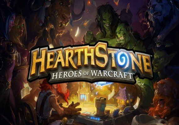 Hearthstone: Heroes of Warcraft - Deck of Cards