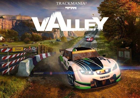 TrackMania 2 Valley EU