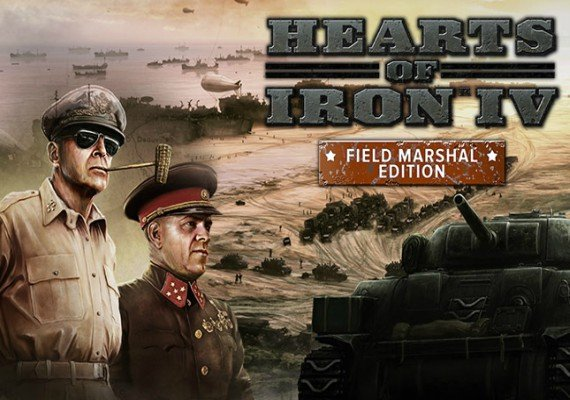 Hearts of Iron IV - Colonel Edition Upgrade Pack