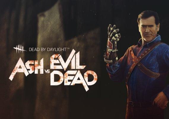 Dead by Daylight: Ash vs Evil Dead