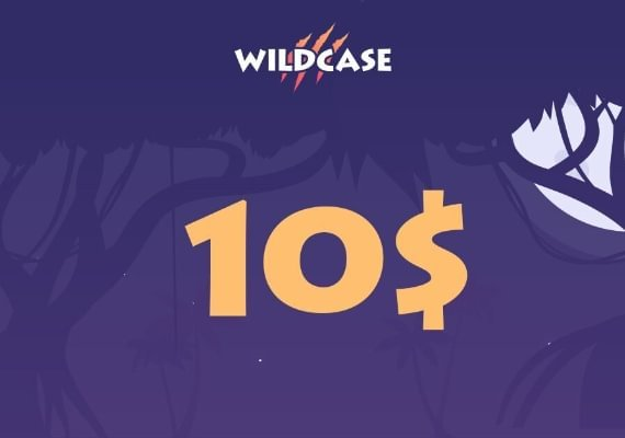 WildCase Gift Card 10 USD
