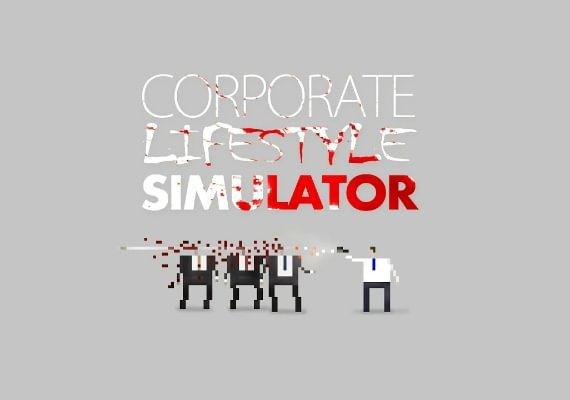 Corporate Lifestyle Simulator