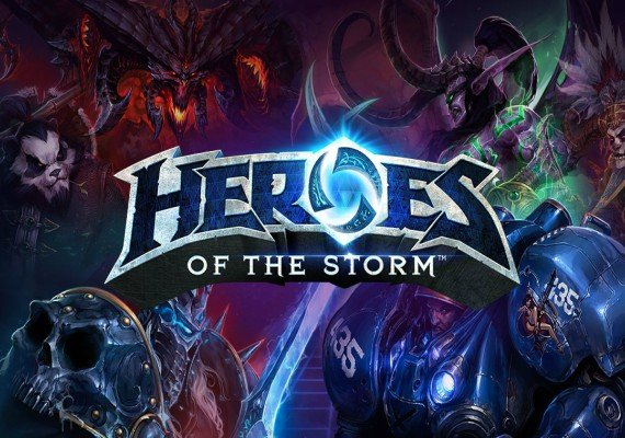 Heroes of the Storm - Starter Pack EU