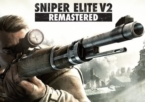 Sniper Elite V2 Remastered UPGRADE FOR ORIGINAL OWNERS EU
