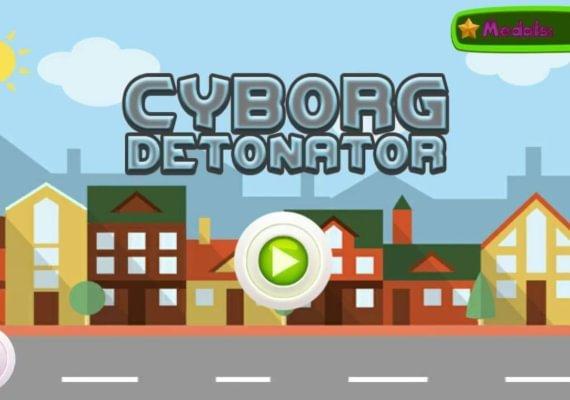 Beast Blaster + Cyborg Detonator + Zombie Boom