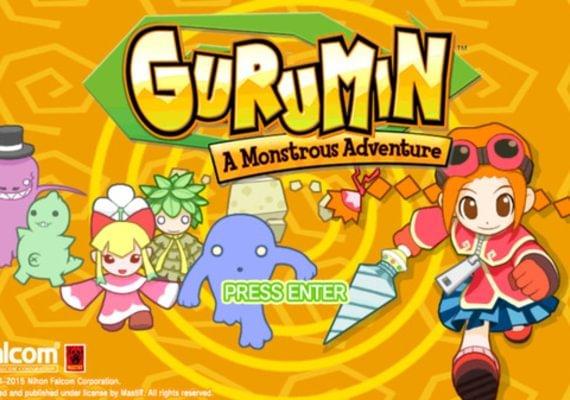 Gurumin: A Monstrous Adventure