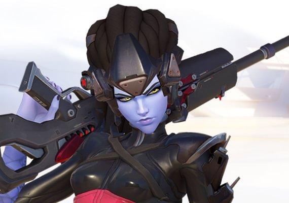 Overwatch Pre-Order Bonus - Noire Widowmaker Skin