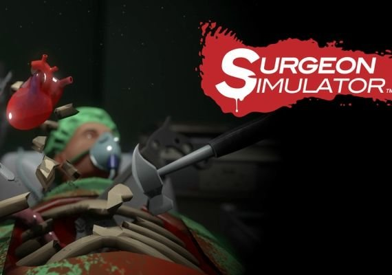 Surgeon Simulator: Experience Reality VR