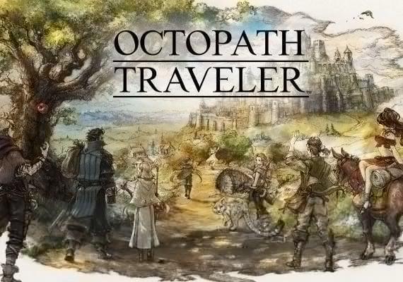 Octopath Traveler US Switch