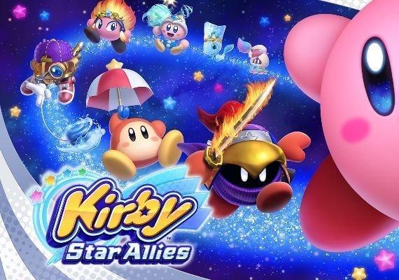 Kirby Star Allies US