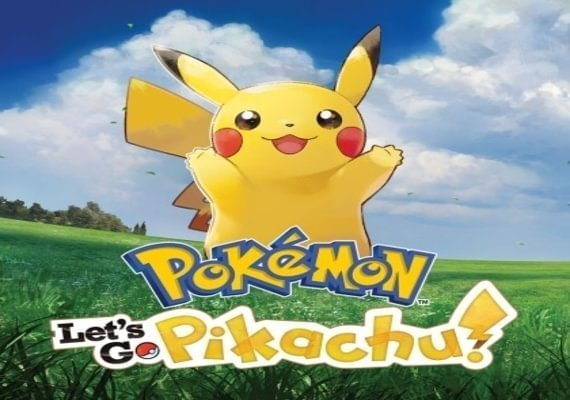 Pokemon: Let's Go, Pikachu! US