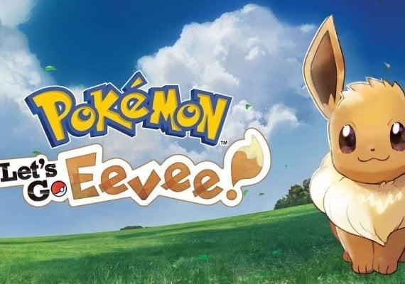 Pokemon: Let's Go, Eevee! US