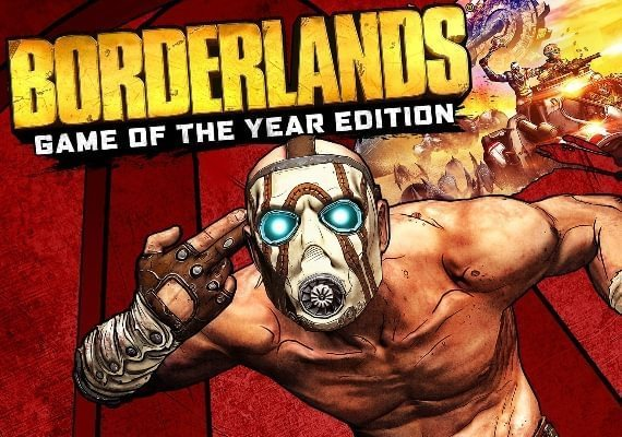 Borderlands Game of the Year Enhanced EU