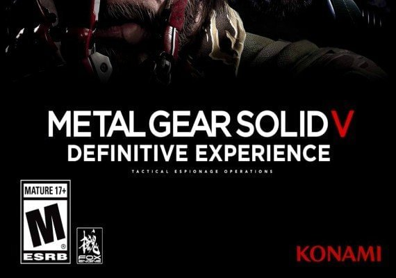 Metal Gear Solid V - The Definitive Experience Pack
