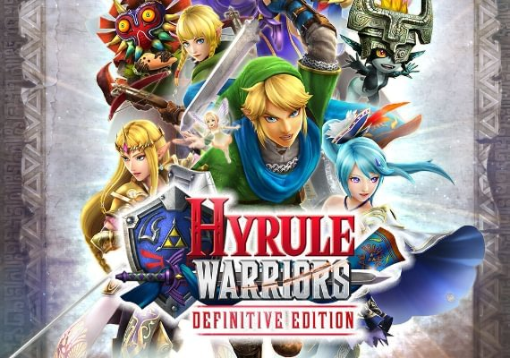 Hyrule Warriors - Definitive Edition US