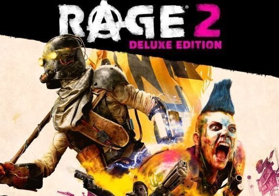Rage 2 - Deluxe Edition US