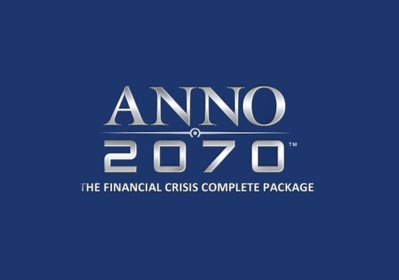 Anno 2070 - Financial Crisis Complete Package