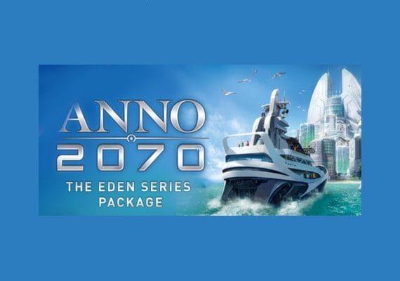 Anno 2070 - The Eden Project Complete Package