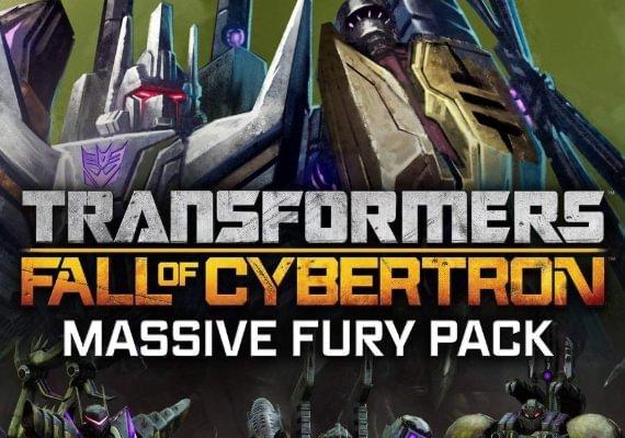 Transformers: Fall of Cybertron - Massive Fury Pack DLC