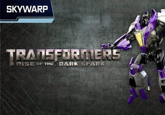 Transformers: Rise of the Dark Spark - Skywarp Character DLC